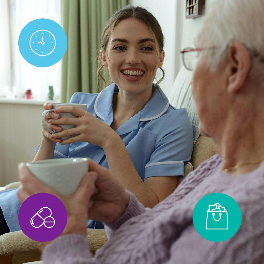 CareLineLive Carer Companion App