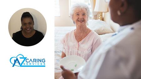 Mirina Ndhlovu, Director of AZ Caring Services